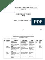 Muet Scheme of Work (2019)