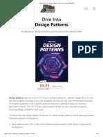New Book on Design Patterns_ Dive Into Design Patterns