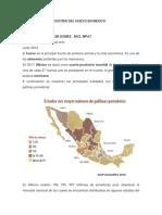 Industria Del Huevo en México
