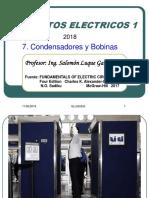 CIR1 C07 Condensadores y Bobinas