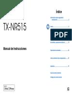 TX-NR515_Espanol.pdf