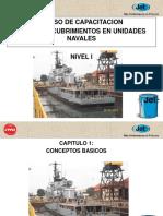 Curso Uso y Recubrimientos en Unidades Navales