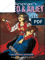 William Shakespeare, Adam Sexton, Yali Lin - Shakespeare's Romeo and Juliet the manga edition-Wiley Pub (2008).pdf