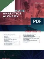 ebook-healthcare-analytics-alchemy pdf | Fee For Service | Analytics