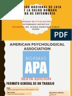 NORMAS APA EN LA PRESENTACIÓN DE TRABAJOS, CITAS Y REFERENCIAS.pptx