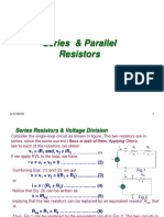 Series & Parallel Circuits-1