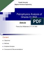 petrophysic