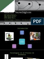 Modelos Tecnológicos
