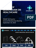 DynaQuest Blockchain in Healthcare V1.4 HIMAP 09-19-18 X (Optimized)