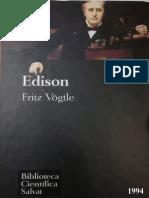 Edison - Fritz Vogtle.epub