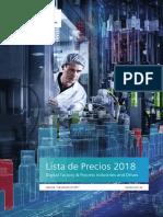 CATALOGO Siemens DFPD 2018