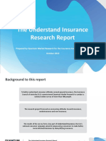 FINAL Understand Insurance Research Report