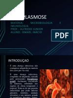 TAXOPLASMOSE