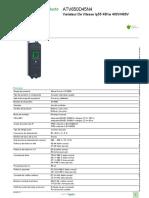 manual variador