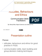 Skills for Facilitators