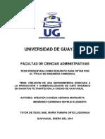 CREACIÓN DE UNA MICROEMPRESA DEDICADA A LA PRODUCCIÓN Y COMERCIALIZACIÓN DE CAFÉ ORGÁNICO (1).pdf