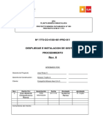 03. Pets Despliegue e Instalacion de Geotextil. 1773-c0-4100-Pro-011.Dique