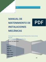 Manual de Mantenimiento Mecviafelaer