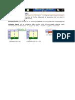 Funciones de Excel y Sus Ejemplos Gráficas e Ilustraciones