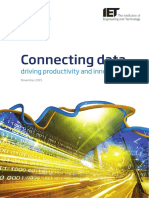 Connecting Data Driving Productivity