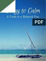 Crazy to Calm eBook