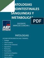 5.- PATOLOGIAS GASTROINTESTINALES