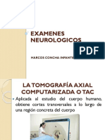 EXAMENES NEUROLOGICAS 1