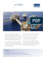 Coriolis Flow Meter Calibration Services Data Sheet Web Quality