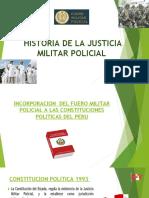 Historia de La Justicia Militar Policial Ok