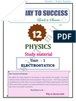 Ph (Way to Success) Chap 1 class 12