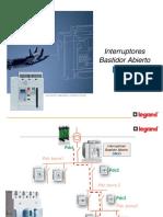 Interruptores -DMX3 08-08-13 Legrand