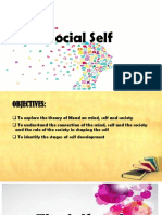 Mind, Self and Society - Socio-1