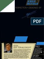 Koga Brochure 1985