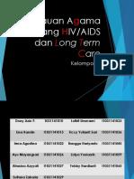 Tinjauan Agama Tentang HIV