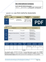 Stop Work Authority Procedure
