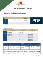Working Alone (Lone Worker) Program
