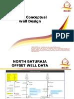 NBC-1 Conceptual Well Design