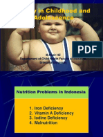 IT 15 - Obesity in Childhood - NZR