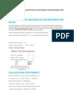 CALCULATE MATERIALS  OF CONCRETE.docx