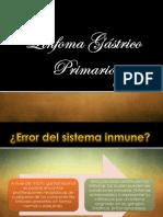 Linfoma Gástrico Primario