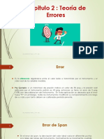 2. Teoria de Errores
