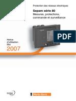 Notice Sepam Serie80 Fonctions FR