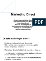 Mk Direct-note de Curs