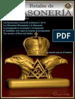 Retales Masoneria Numero 095 - Mayo 2019