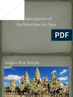 Masterpieces of Architecture in Asia