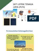 PEMBANGKIT LISTRIK TENAGA SURYA (PLTS).pptx