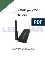 Manual Ledstar DT001