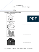 class 3 worksheets