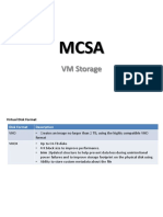 VM HD (MCSA70-410 Note)