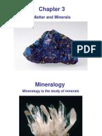 101 Chap3 Minerals